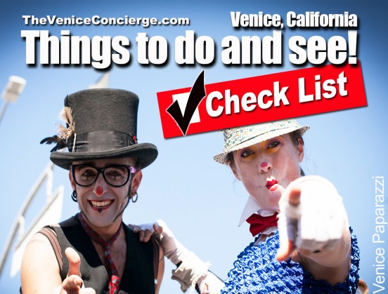 The ultimate Venice, Ca guide!  View and print!